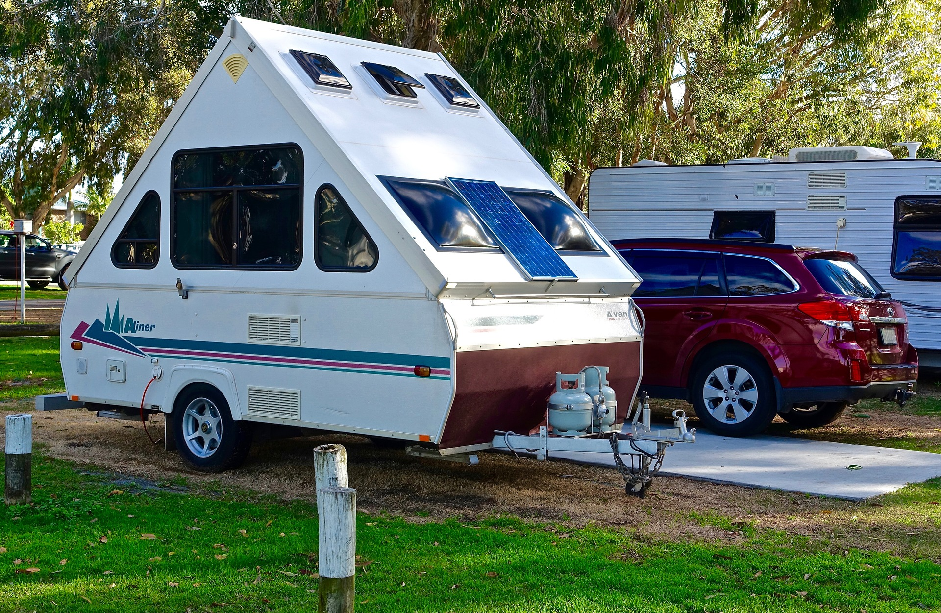 Sustainably Power Your RV or Camper Van