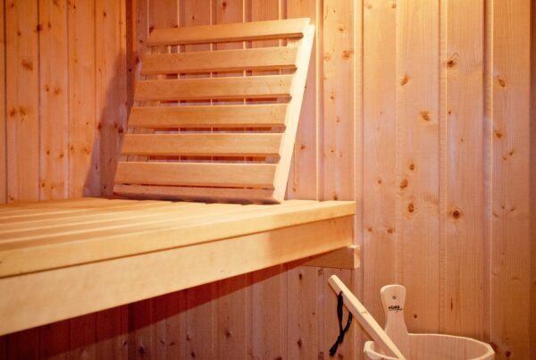 OHM can help install your home sauna