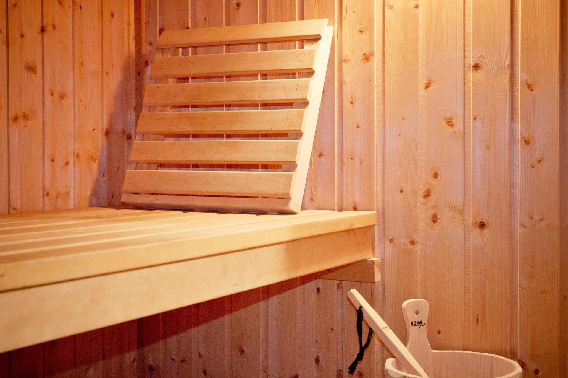 Home Sauna Installation